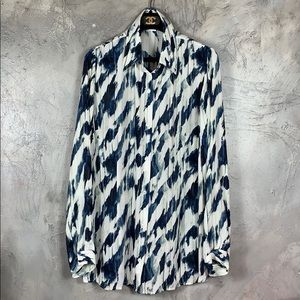Cabi Moody Blues Blouse Women's  Style # 3096